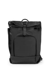 dusq family bag   leather-night black