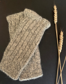 Lana Bambini pols/handwarmers volwassenen wol/alpaca