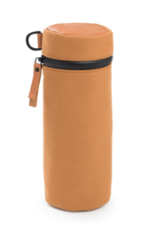 dusq bottle cover - sunset cognac