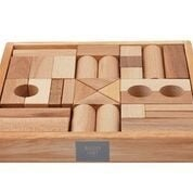 Wooden Story houten blokken, 30 stuks