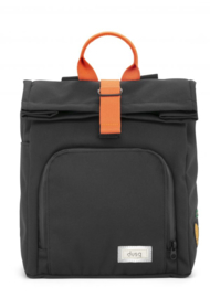 dusq mini bag | canvas- night black