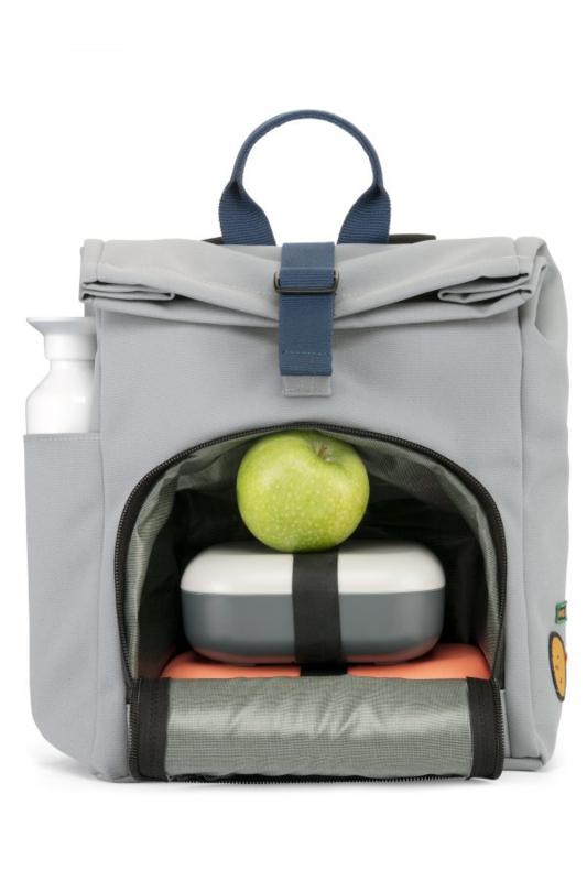dusq mini bag | canvas- cloud grey