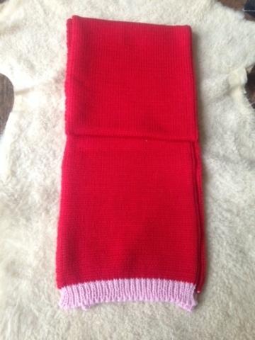 Oksana wollen sjaal