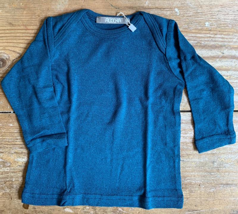 Bourette zijden shirt 56-98