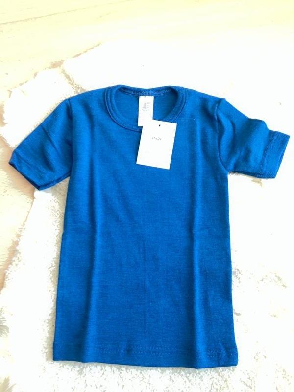 Engel wol/zijden shirt 140