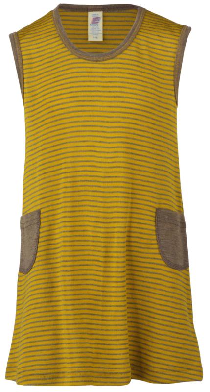 Engel wolzijden jurk 74-116
