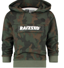 Raizzed sweater Camo