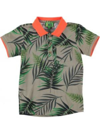 Funkys XS polo shirt safari