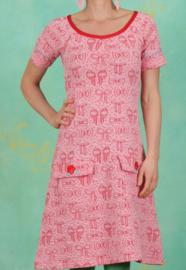 Margot jurk roze