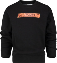 Raizzed sweater zwart
