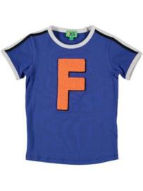 Funky XS Shirt Kobalt