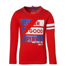 Quapi shirt Rood