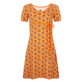 Halsoverkop jurk