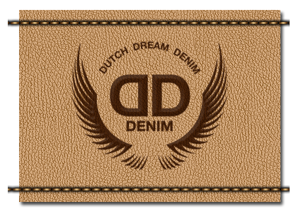logo Dutch Dream Denim kinderkleding