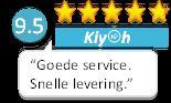 Kiyoh beoordeling