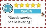 Kiyoh beoordelingen