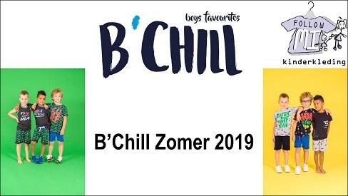 Magazine zomercollectie 2018 Bchill