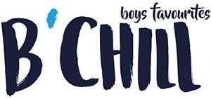 Logo B'Chill kinderkleding
