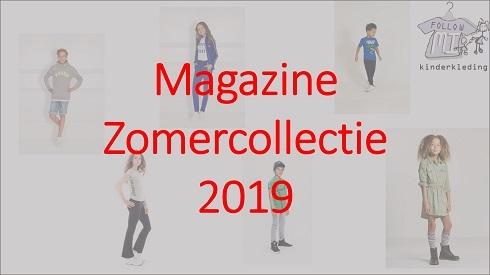Magazine kinderkleding zomer 2018