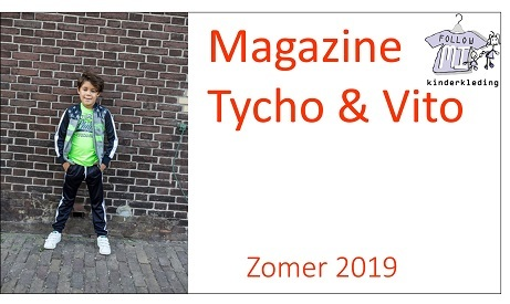 Magazine Tygo & Vito winter 2018