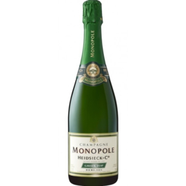 Heidsieck & Co Monopole Green Top  Champagne Demi - Sec