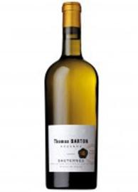 Sauternes Thomas Barton 2013  fles 0.75 cl. inhoud