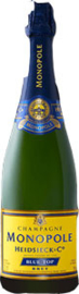 Heidsieck & Co Monopole Blue Top brut Champagne