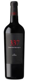 Noble Vines cuvée 337 Cabernet Sauvignon Monterey Verenigde Staten AVA Lodi