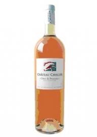 Château Cavalier AOP Côtes de Provence Rosé 75 cl