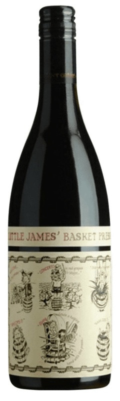 Little James Basket Press Rouge