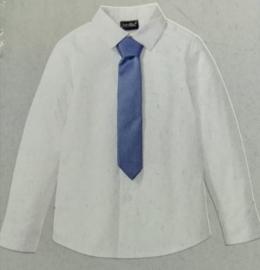 Overhempje met stropdas (2 a 3 jaar)