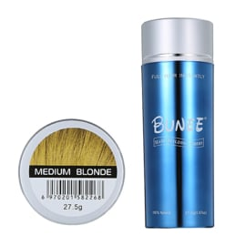 Bunee Hair Fibers - Medium Blonde