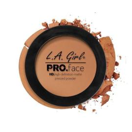 L.A. Girl HD Pro Face Pressed Powder - Toffee (GPP613)