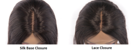 Indian (Shri) SILK BASE Closure (Steil/Body Wave/ Deep Wave)