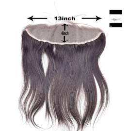 100% Virgin Hair Frontal (Steil)