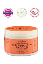 SheaMoisture  Coconut & Hibiscus CURL ENHANCING SMOOTHIE (340g)