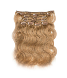 Clip in Extensions (Body Wave) kleur #27