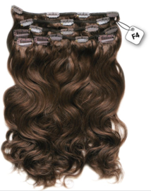Clip in Extensions (Body Wave) kleur #F4