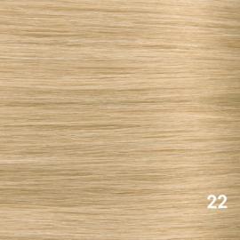 Clip in Extensions (Body Wave) kleur #22