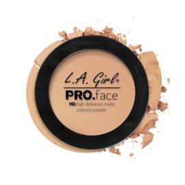 LA. Girl HD Pro Face Pressed Powder - Buff(GPP606)