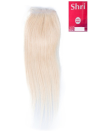 Indian (Shri) Human Hair Closure (Steil) blond #613