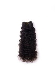 Deep Wave Hair Weave (Natuurlijk Zwart)