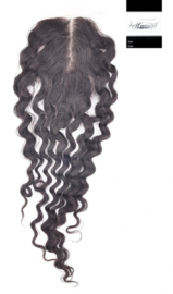 100% Virgin Hair Closure (Deep Wave)