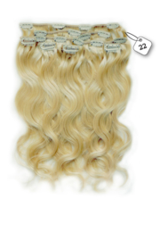 Clip in Extensions (Body Wave) kleur #22