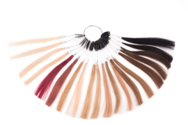 Haarverlenging Kleurenring