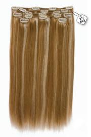 100% Human Hair Clip in Extensions (Extra volume) 150gram voor € 139,15
