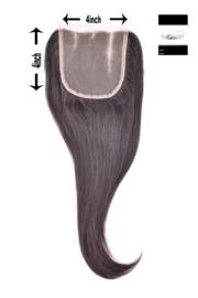 100% Virgin Hair Closure (Steil)