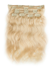 Clip in Extensions (Body Wave) kleur #613