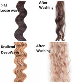 Wax Extensions 55cm (Deep Wave) kleur #6