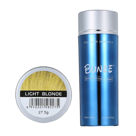 Bunee Hair Fibers - Light Blonde